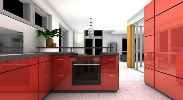Samodzielna aranżacja kuchni – programy do projektowania kuchni